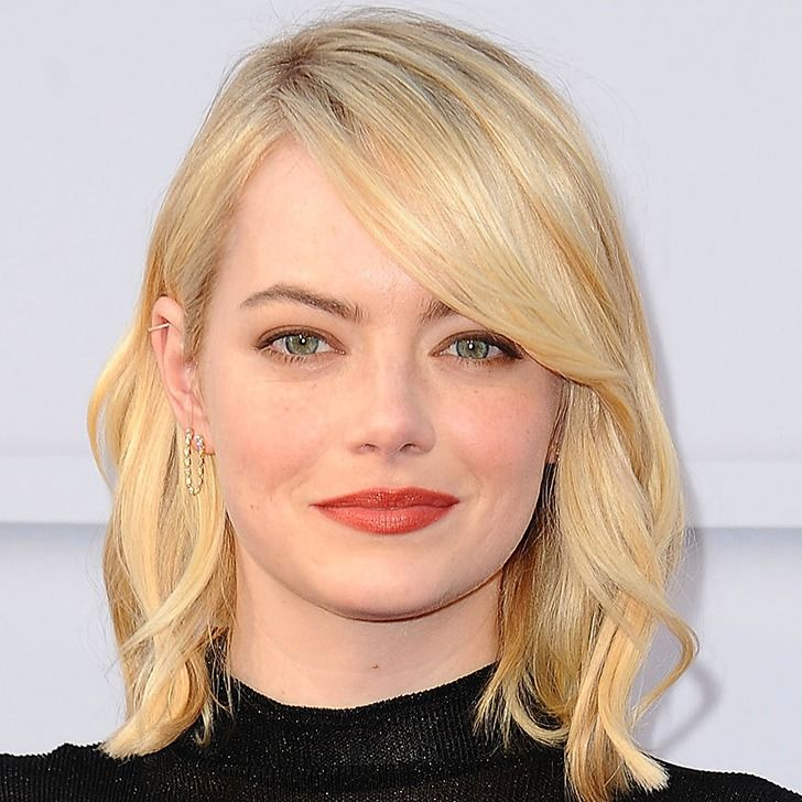 10 Best Hairstyles That Will Make Your Round Face Look Slimmer