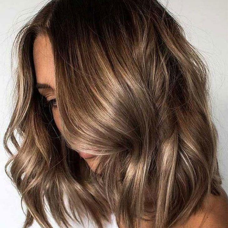 70 Besten Hellbraune Haarfarbe Ideen Für Ihre Transformation