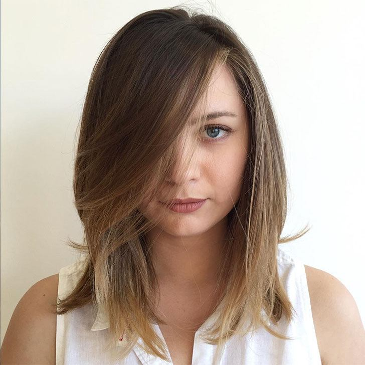 Excellent Highlights For Thin Hair Inspirational Colour