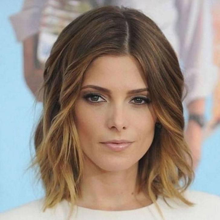 40 Best Medium Hairstyles and Haircuts of 2018