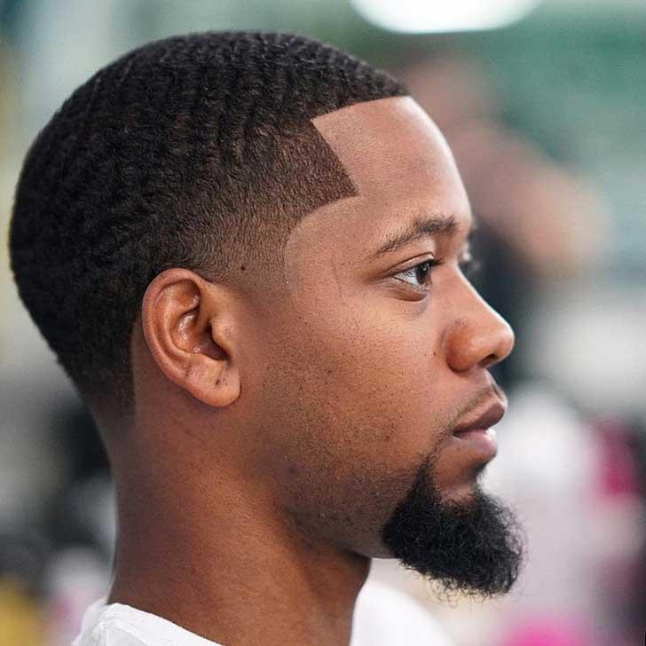20 Cool And Fresh Black Men Haircuts Ideas 2018