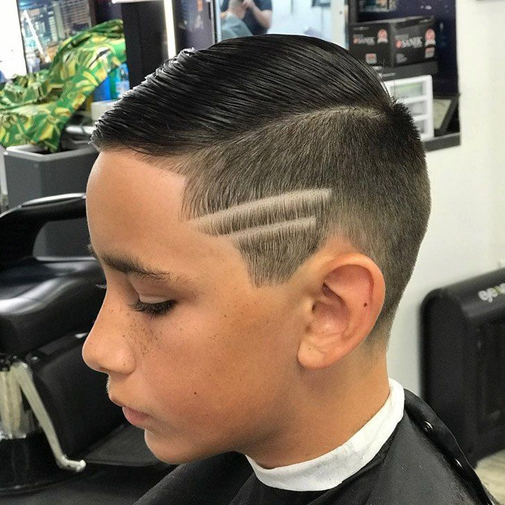 20 Coolest Boys Haircuts And Hairstyles For 2018