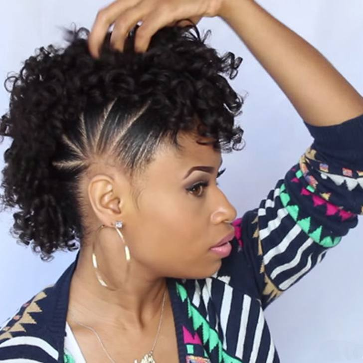 20 Best Natural Hairstyles You Must Try in 2018