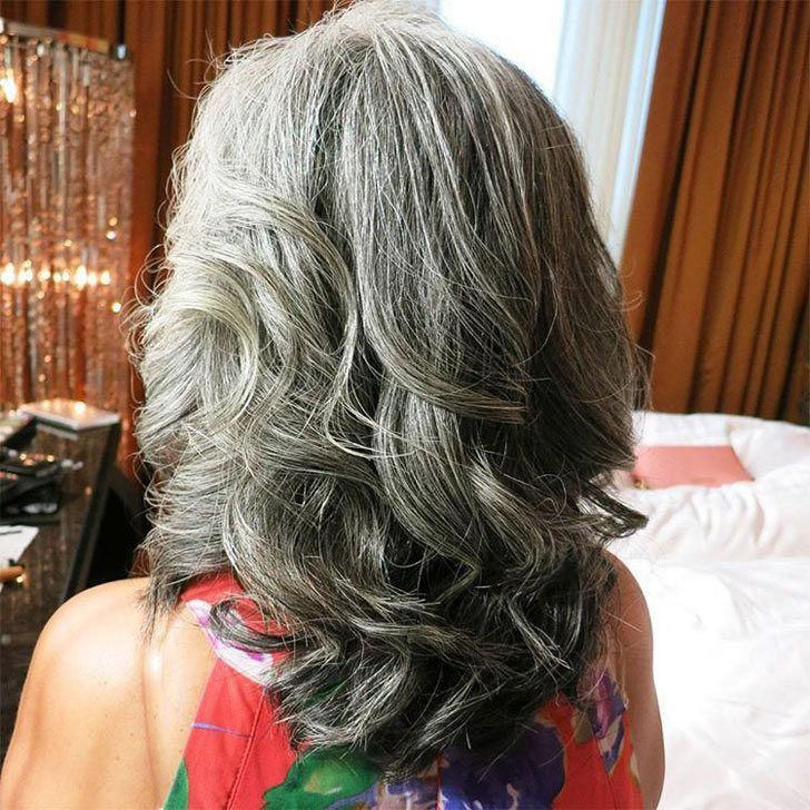30 Best Hairstyles For Grey Hair That Make You Look 30 Years Younger