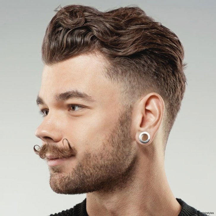 20 Stylish And Simple Short Haircuts For Men