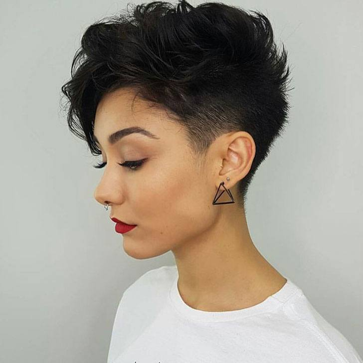 70 Best Pixie Cuts For 2018 In Trend Now