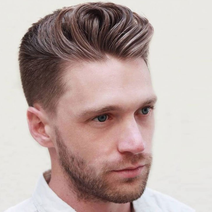 22 Classic Taper Haircuts For Men To Try