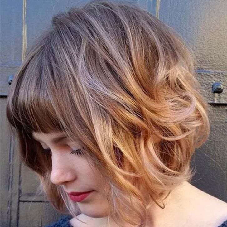 Short Bobbed Hair Hairstyles And Cuts