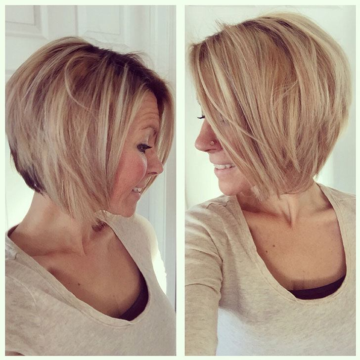 40 Chic And Classy Short Hairstyles For Women Over 50
