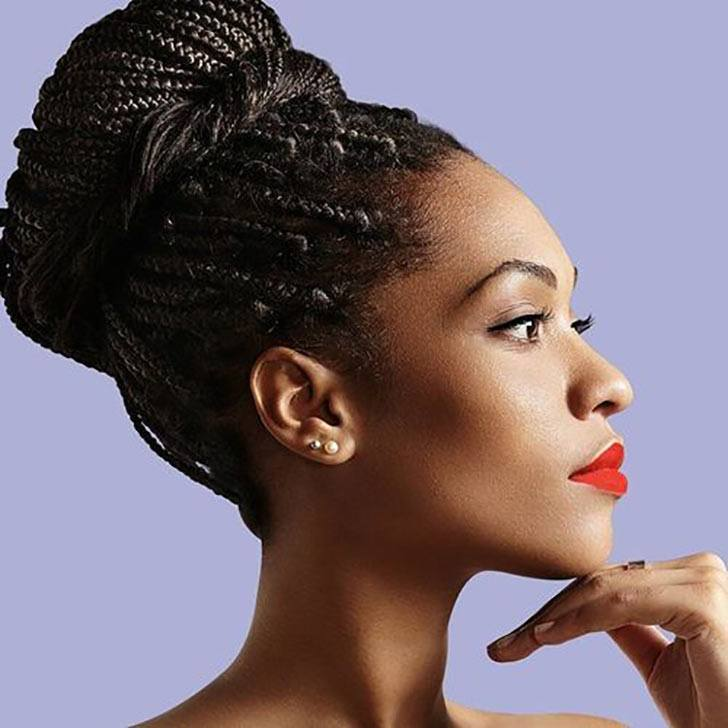 30 Low Maintenance Box Braids To Try