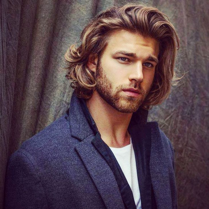 45 Best Hairstyles for Men with Long Hair
