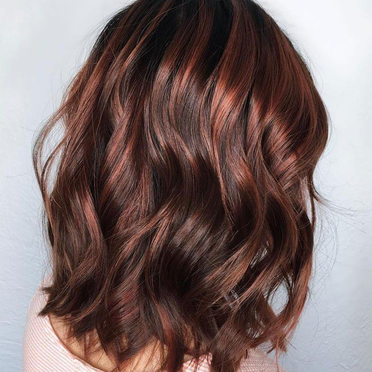 30 Best Hairstyles With Chocolate Brown Hues