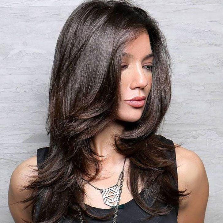 Die Besten Frisuren 30 Inspirierend Natürliche Frisuren Für Lange Haare_2