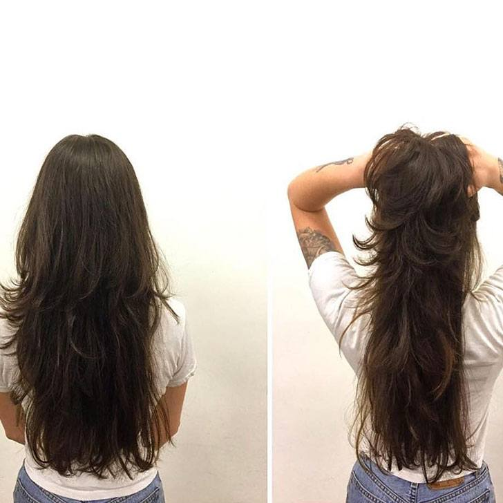 Cutting Natural Hair Into Layers