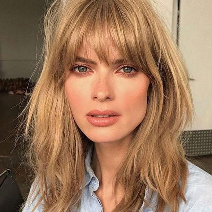 Die Besten Frisuren 30 Inspirierend Natürliche Frisuren Für Lange Haare_3
