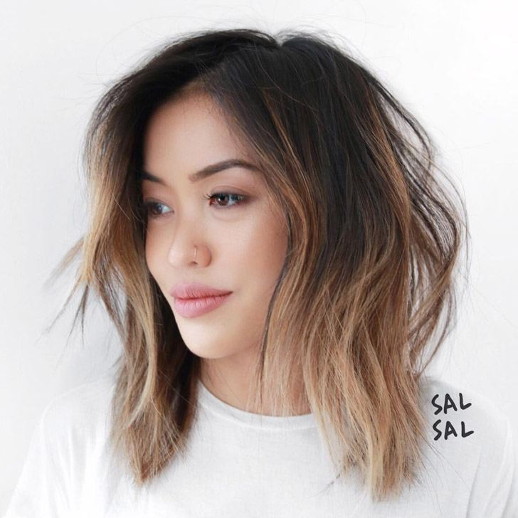 20 Chicest And Best Lob Haircut Ideas Of 2018