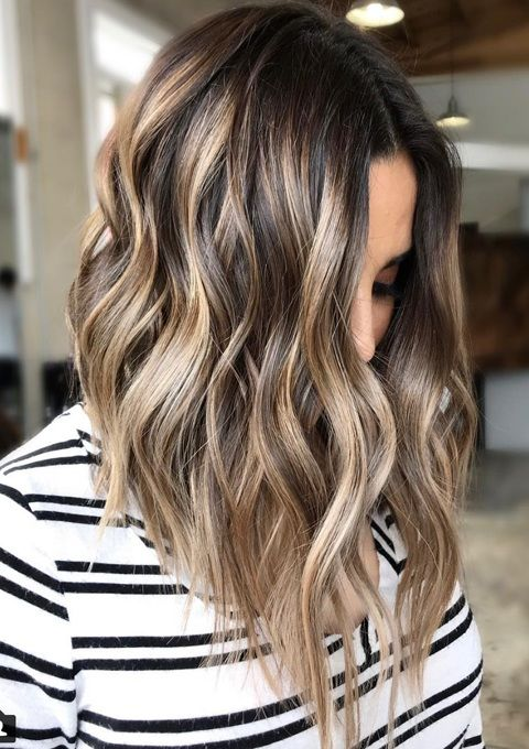 30 Balayage Hair Color Ideas Will Swoon You Over