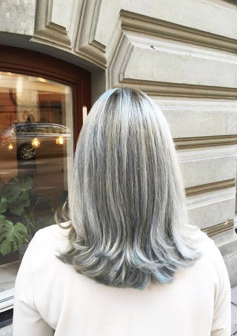 30 Gorgeous Grey Hairstyles That Will Make You Look 10 Years Younger